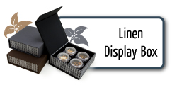 Linen Display Boxes