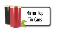Mirror Top Tin
