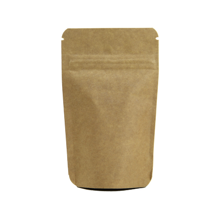 2 Oz Natural Kraft Stand Up Pouch