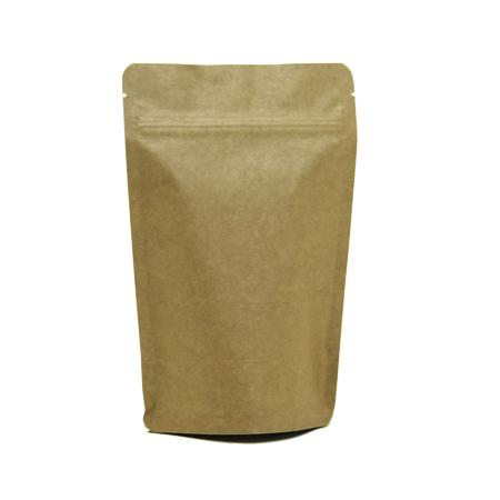 Sav On Bags >> 5 Oz Kraft Stand Up Pouch Natural Kraft Food Packaging Sav On Bags