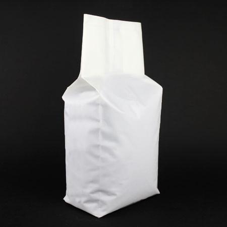 5 lb Matte Side Gusset Bag (with Valve). Matte Black (foil lined) e16524c1d1016