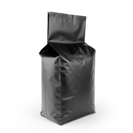 5 lb Matte Side Gusset Bag (with valve) 7747eaeb26fbe
