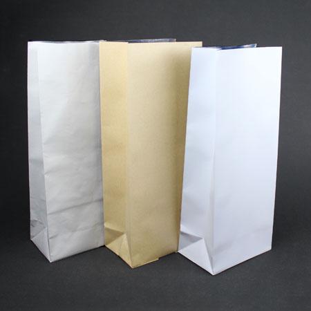 2 Lb Flat Bottom Gusset Bag