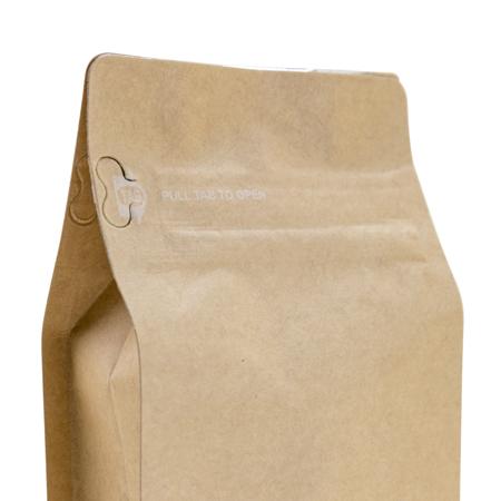 Sav On Bags >> 4 Oz Kraft Box Pouch