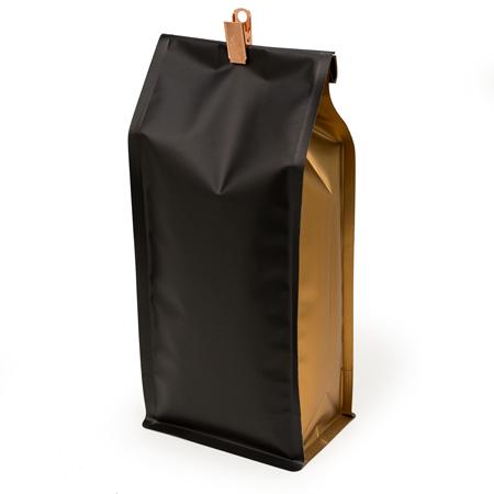 Sav On Bags >> 16 Oz Dual Tone Box Pouch