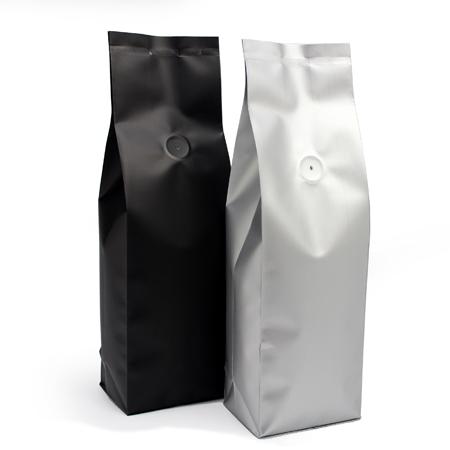 Sav On Bags >> 16 Oz Flat Bottom Bag Narrow
