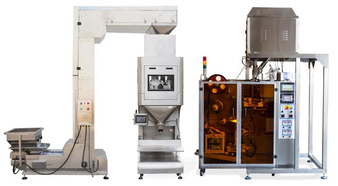 PACKAGING EQUIPMENT - Weighing Machines, Scales, Heat