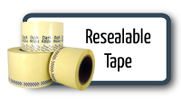 Resealable Tape