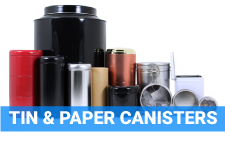 Tin & Canisters