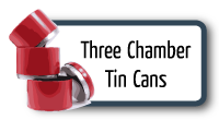 Three Chamber Tin