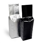 16 oz Extra Long Side Gusset Bag (with Valve)