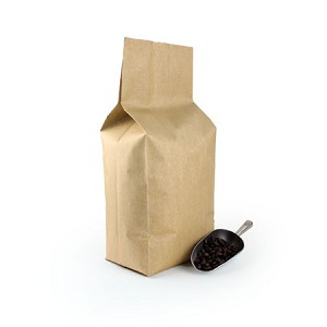 5 lb Kraft Side Gusset Bag
