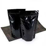 12 oz Glossy Stand Up Pouch