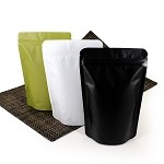 8 oz Matte Stand Up Pouch