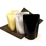 4 oz Glossy Stand Up Pouch