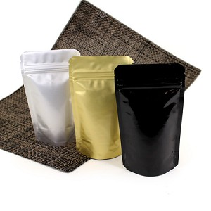 2 oz Glossy Stand Up Pouch