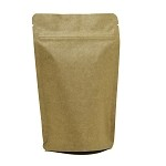 4 oz Natural Kraft Stand Up Pouch