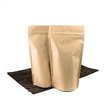 12 oz Natural Kraft Stand Up Pouch