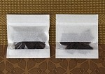 2 oz Rice Paper Flat Pouch with Window