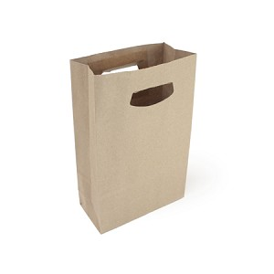 Small Gusseted Grocery Bag