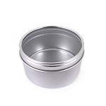2 oz Tin Can with Window