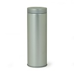 2 oz Tall Cylinder Tin