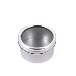 0.3 oz Tin Can with Window