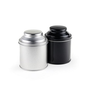 4 oz Cylinder Tin with Dome Lid