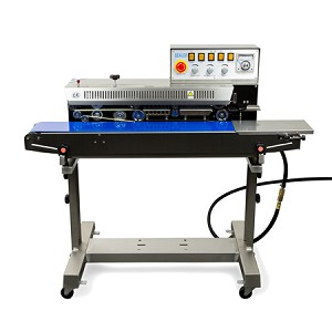 Horizontal Nitrogen Flushing Continuous Band Sealer with Solid Ink Printing (980 series)