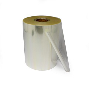 5.5 inch Anti-Static Clear Roll Stock