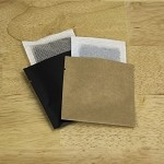 7 x 7 cm Filter Paper Pouch
