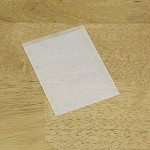 9 x 7 cm Filter Paper Pouch