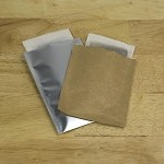 10 x 8 cm Filter Paper Pouch