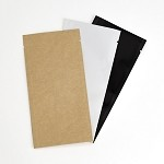 1 oz Narrow Foil Flat Pouch (6-1/8 x 3 inches)