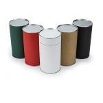 8 oz Paper Canisters