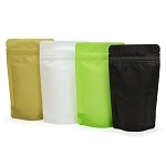 2 oz Rice Paper Stand Up Pouch